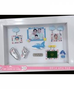 Đúc khuôn tay chân 3D - TC24
