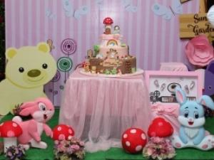 Tự làm sinh nhật cho bé