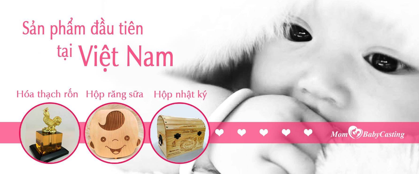 Sản phẩm Mombaby Casting