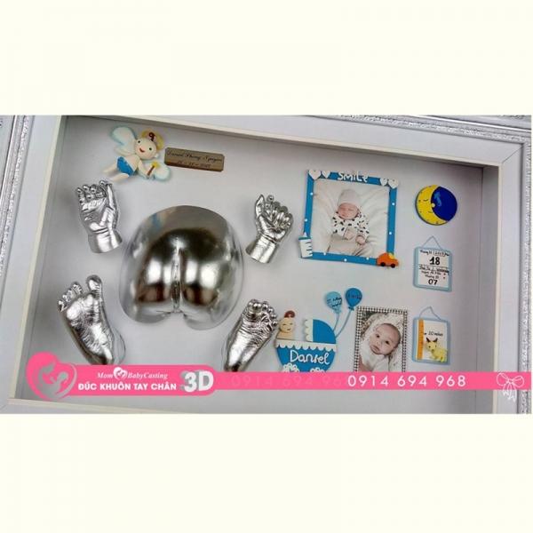 Đúc khuôn mông 3D - M07